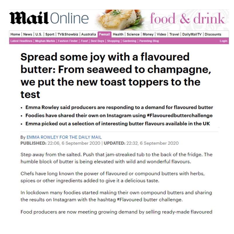 SPREAD SOME JOY - DAILY MAIL ONLINE